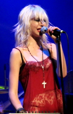 Taylor - June 23rd: The Pretty Reckless performs at the Henry Fonda Theater