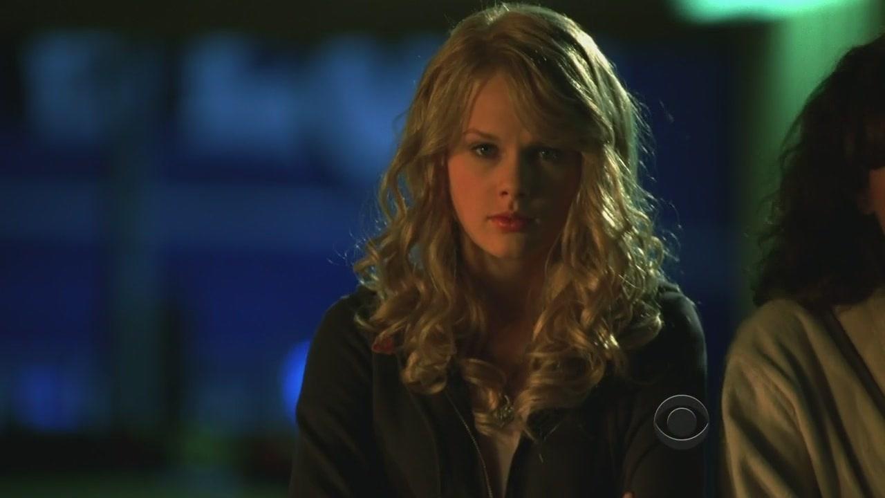 Taylor As Haley Jones On Csi Taylor Swift Image 7062278 Fanpop