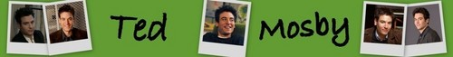 Ted Mosby Banner