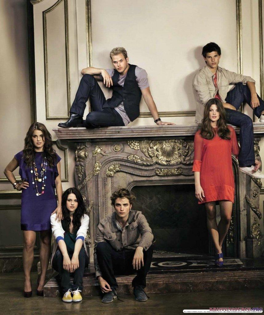 Scenes Photos Teen Magazine Twilight 44