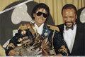 The 26th Grammy Awards - michael-jackson photo