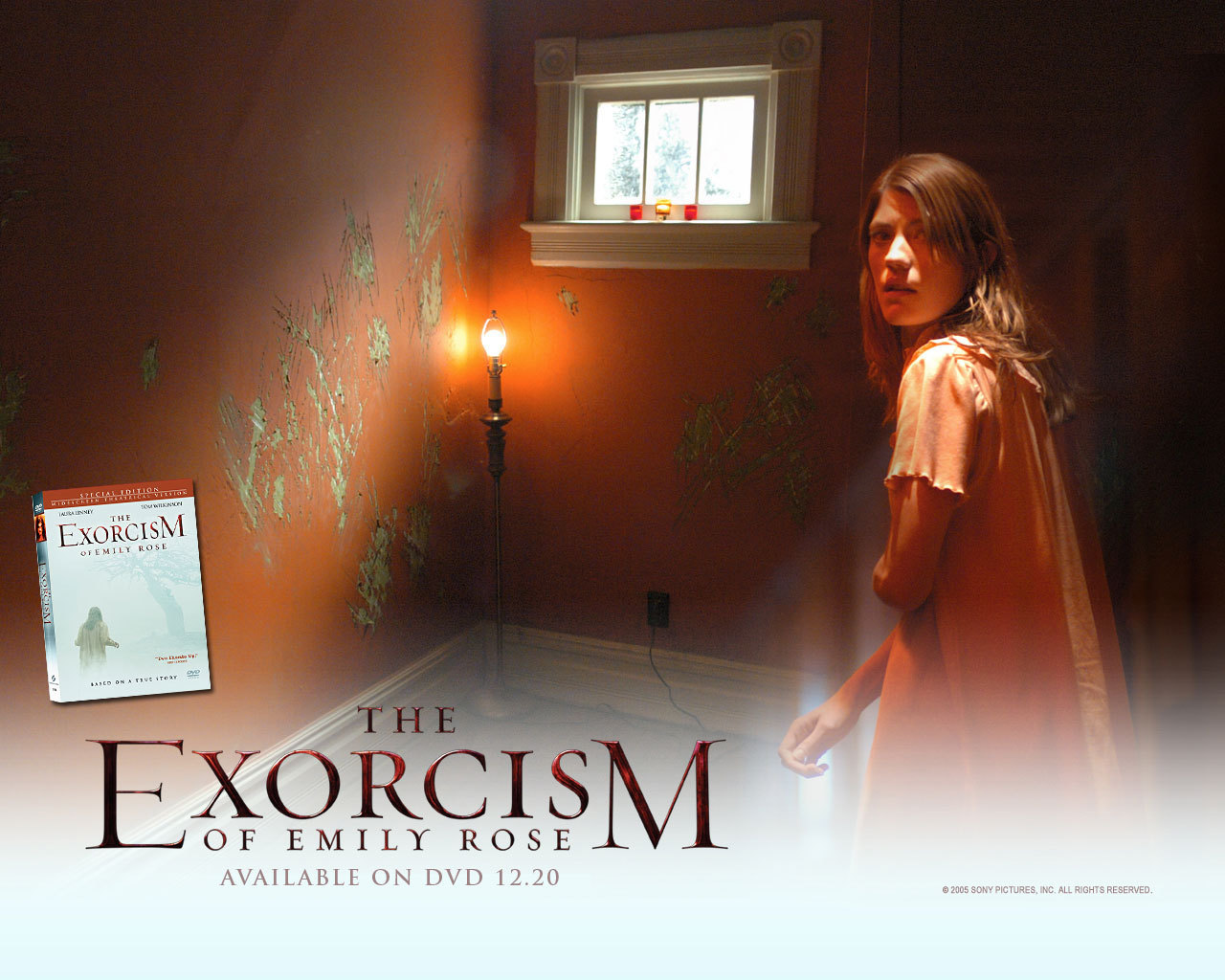 30 Horror Movies Based On Real Life - The Exorcism Of Emily Rose