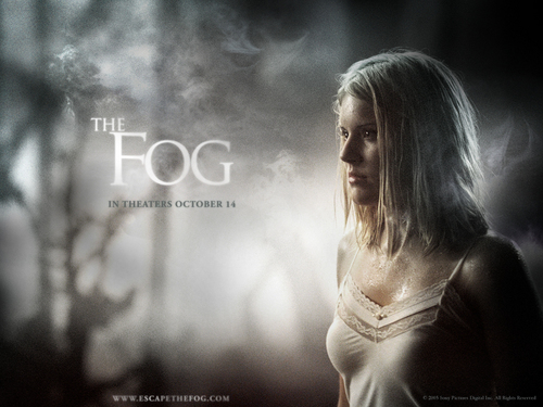 Horror Movies wallpaper containing a portrait called The Fog