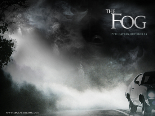 Horror Movies wallpaper entitled The Fog