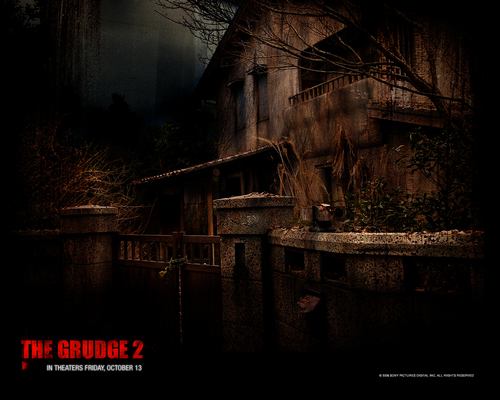 Film horror wallpaper titled The Grudge 2