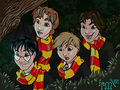 The Marauders!