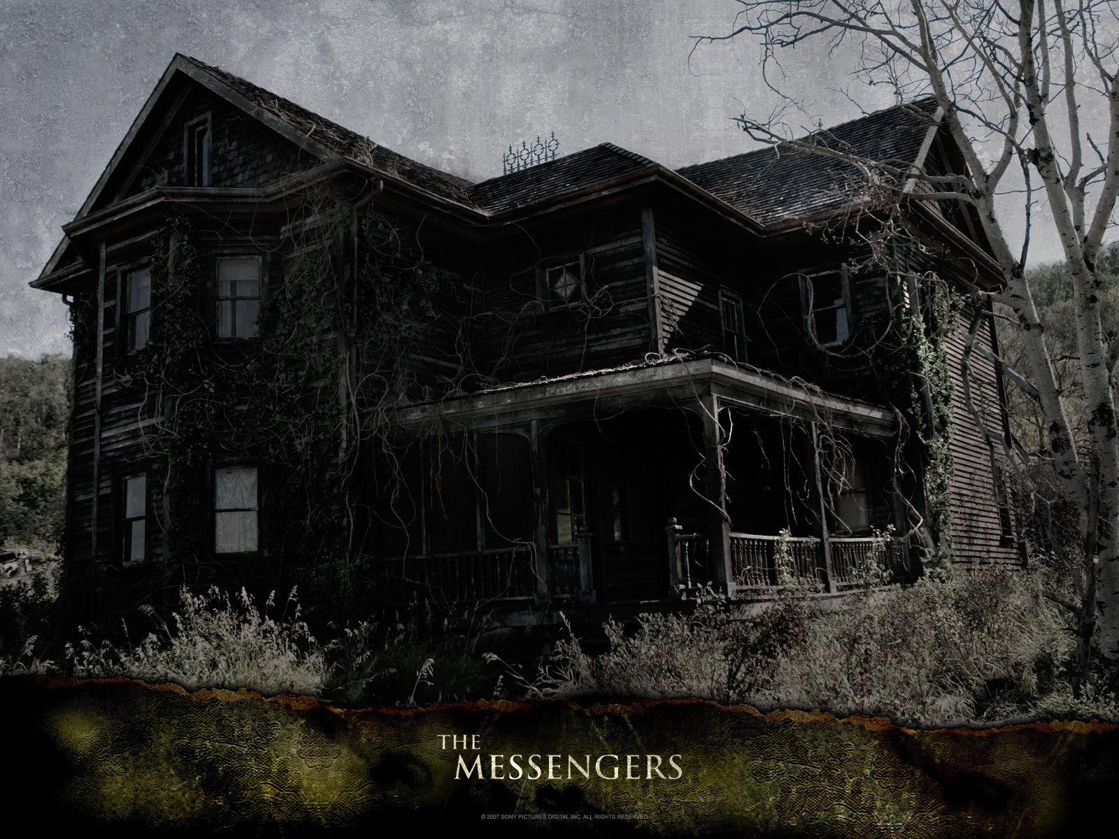 The Messengers - Horror Movies Wallpaper (7084822) - Fanpop