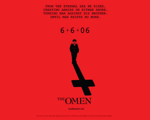 The Omen (2006) - horror-movies Wallpaper
