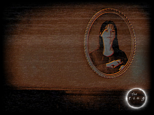 Film horror wallpaper called The Ring