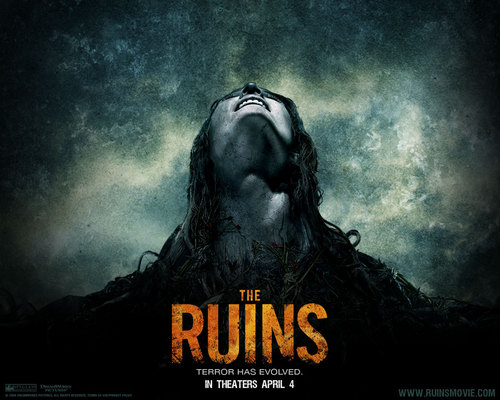 Horror Movies wallpaper titled The Ruins