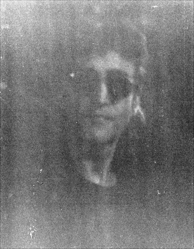 The VERY LAST foto of John Lennon