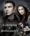 Tohrment and Wellisandra - the-black-dagger-brotherhood fan art