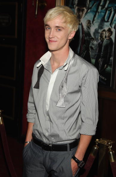 Tom Felton at US HBP Premiere
