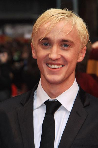 Tom Felton at the UK HBP Premiere