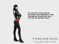 Torchwood: Children of Earth - Gwen wallpaper (