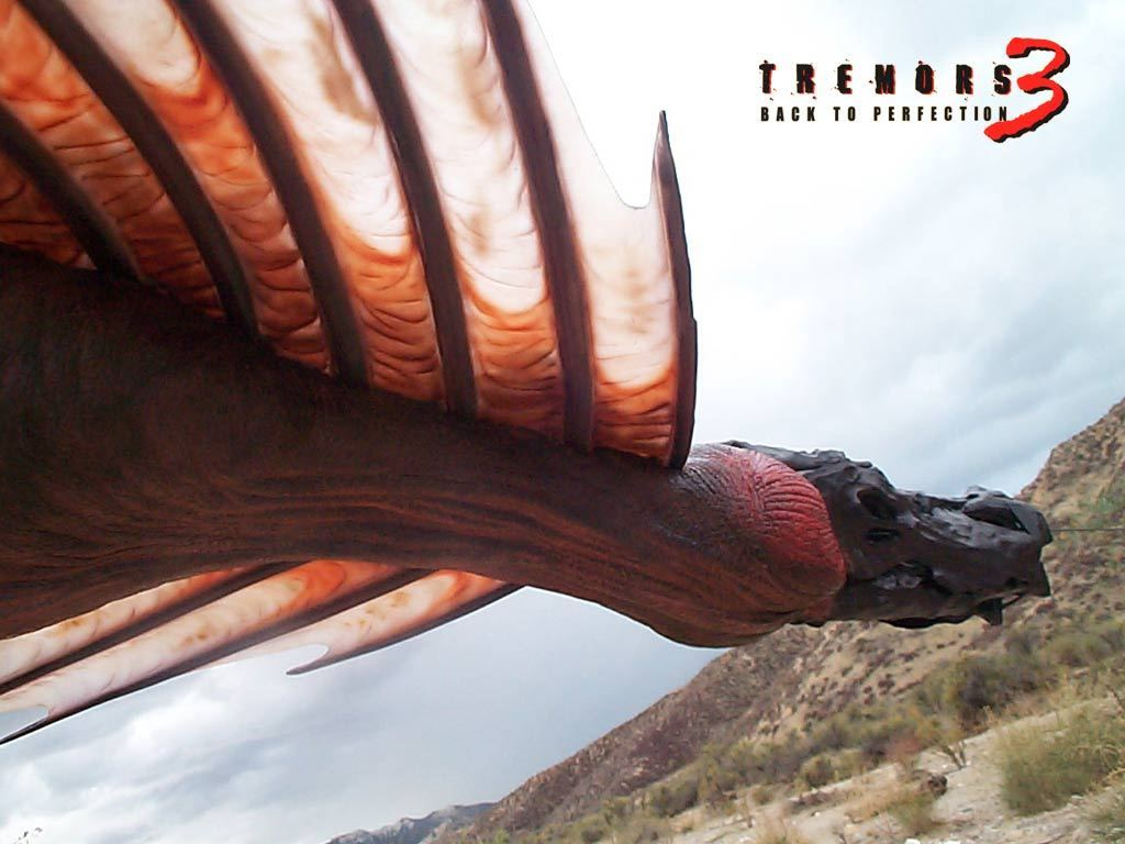 Tremors movies