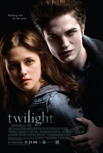 Edward and Bella wallpaper with a portrait entitled Twilight