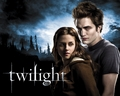 Twilight - edward-and-bella wallpaper