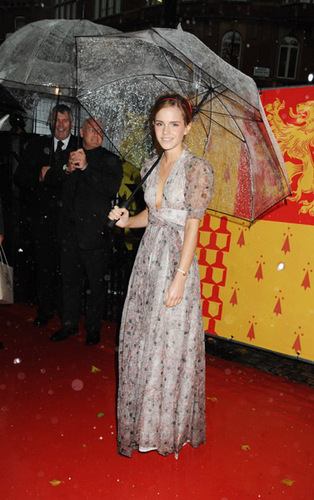 UK Premiere of the Half-Blood Prince!