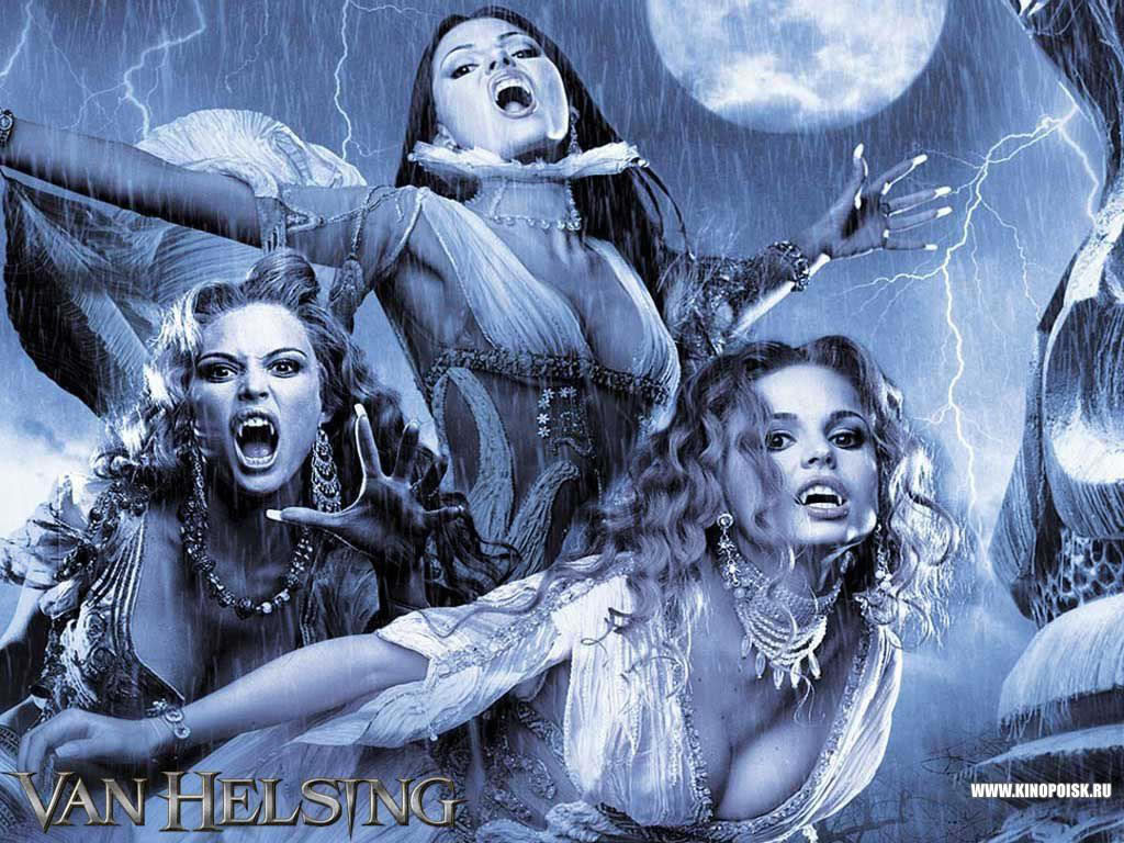 Van Helsing - Horror Movies Wallpaper (7085540) - Fanpop