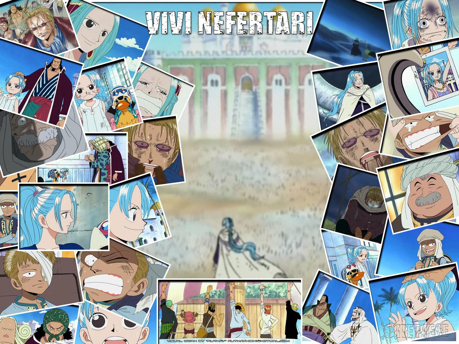 One Piece: Vivi - Wallpaper Gallery