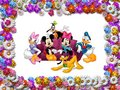 Classic Disney karatasi la kupamba ukuta