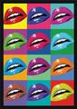 Wall of Lips