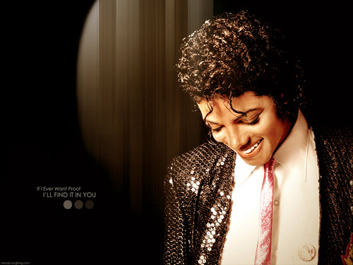 Michael Jackson wallpaper containing a business suit called Wallpaper