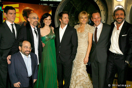 watchmen Hollywood Premiere March 2, 2009
