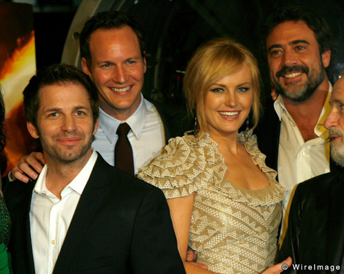 watchmen Hollywood Premiere March 2 2009