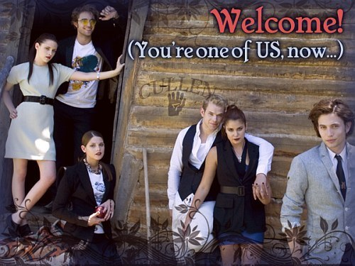 Welcome Cullens