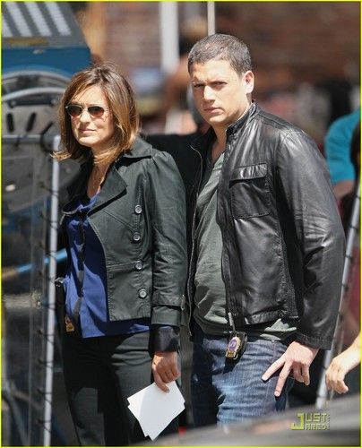 Wentworth Miller (Law & Order: SVU guest star)