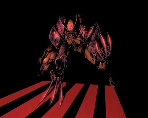 X-Men wallpaper entitled Wolverine