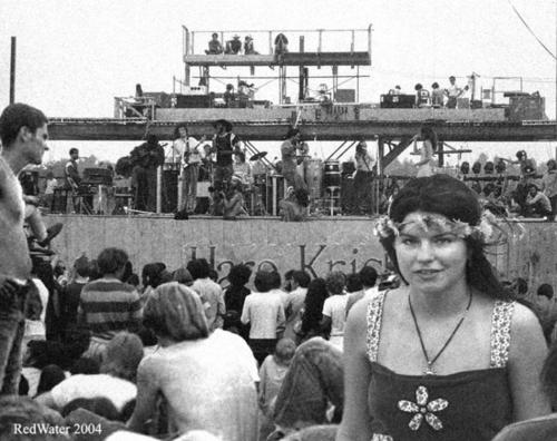 Woodstock 1969 - the-60s Photo