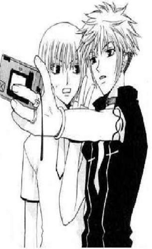 Yuki and Haru