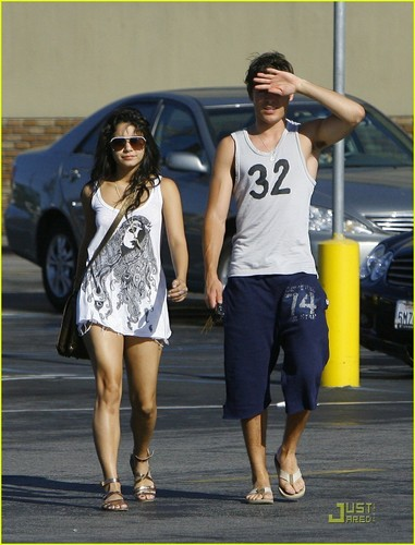 Zanessa in Studio City