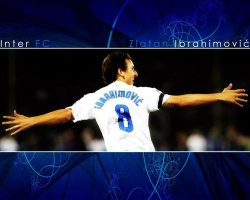 Zlatan Ibrahimovic karatasi la kupamba ukuta called Zlatan