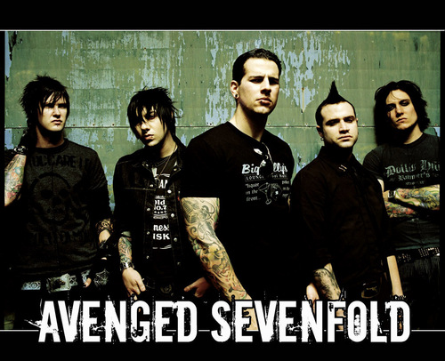 Avenged Sevenfold wallpaper titled a7x