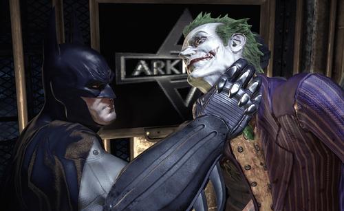 ব্যাটম্যান & joker
