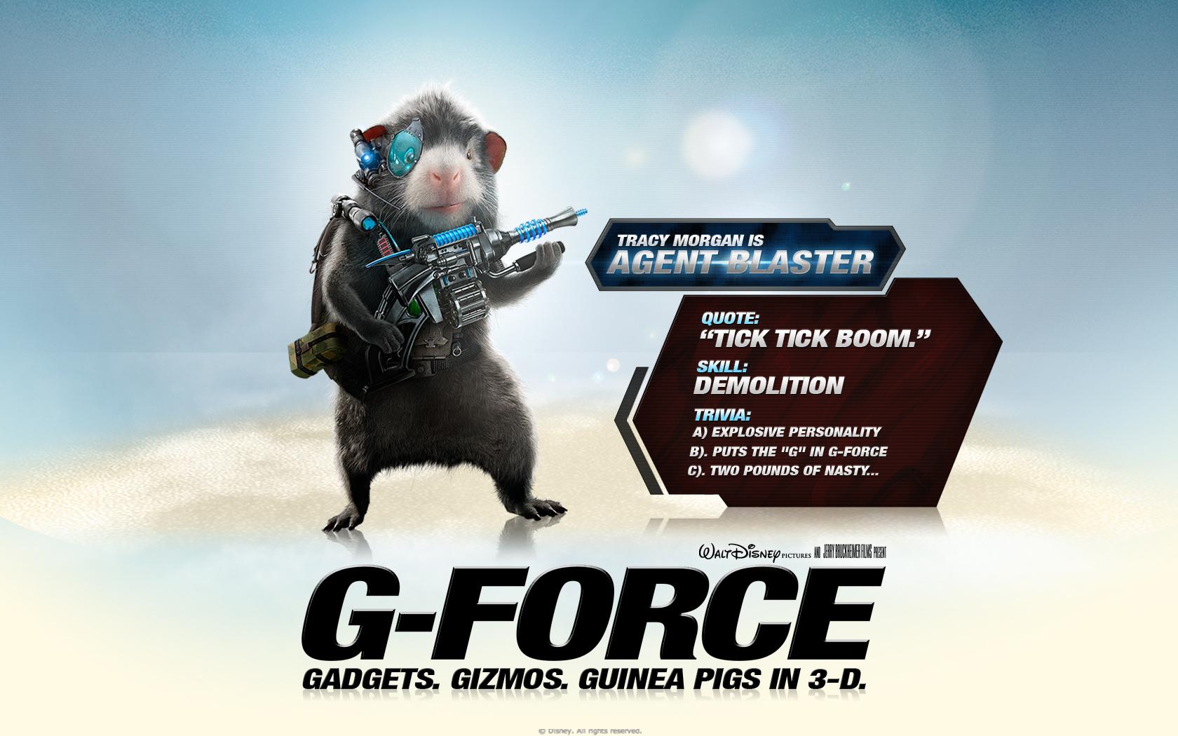 Blaster G Force Fond D Ecran 7095286 Fanpop