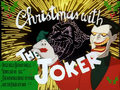 chrismas with the joker - batman-the-animated-series fan art
