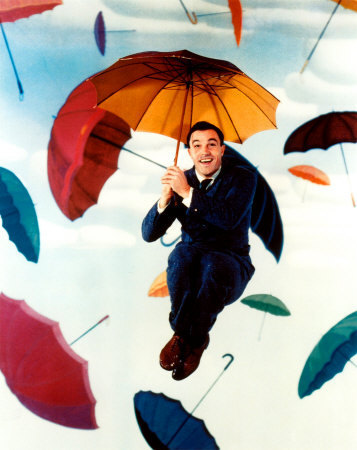 Classic Movies wallpaper with a parasol entitled Gene Kelly