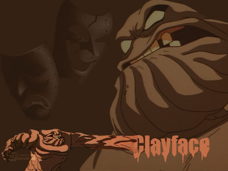 Clayface Batman The Animated Series Wallpaper 7016488