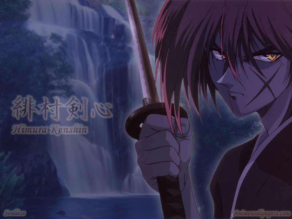 kenshin himura wallpaper - photo #19