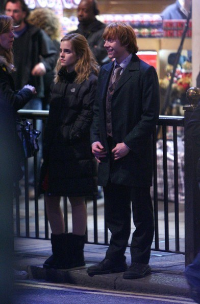 harry potter and the deathly hallows filming. filming #39;Harry Potter and the