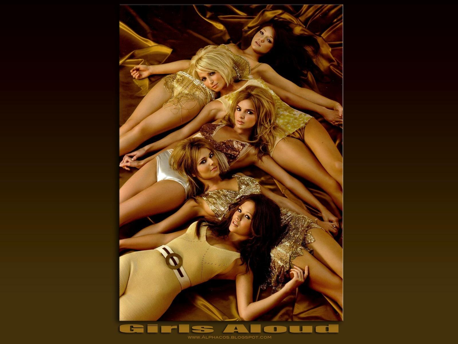 Girls Aloud - Wallpaper Gallery