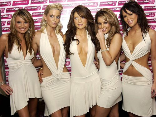 Girls Aloud images girls HD wallpaper and background photos