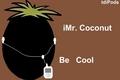iMr. Coconut - total-drama-island fan art