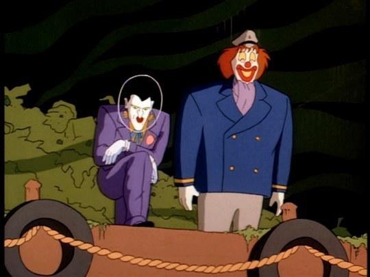 joker an side kick