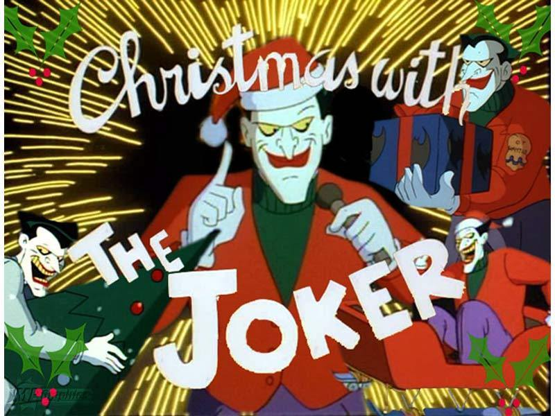 joker chrismas